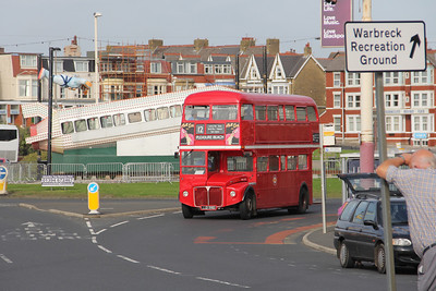 Classic Bus Blackpool JJD391D Gynn Square Blackpool 1 Sep 12