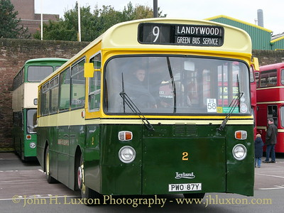 Wirral Bus and Tram Show 2004