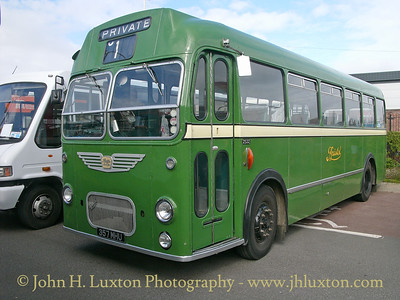 Wirral Bus and Tram Show 2005