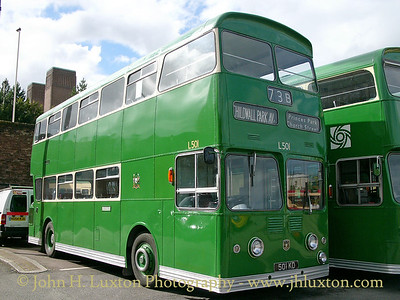 Wirral Bus and Tram Show 2006