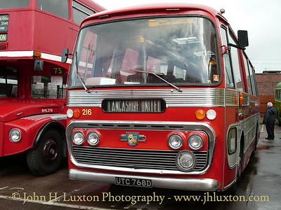 Lancashire United Transport Leyland Leopard of 1966