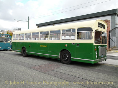 1968 Bristol RE Eastern Counties Body Coach - Crosville Motor Services. ERG 52