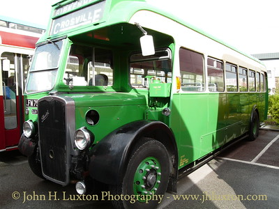 Crosville Motor Services 1950 Bristol LL6B with Eastern Coachworks Body, DLG95D
