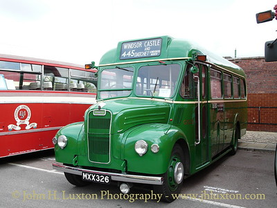 London Transport (Country) 1953 Guy GS.