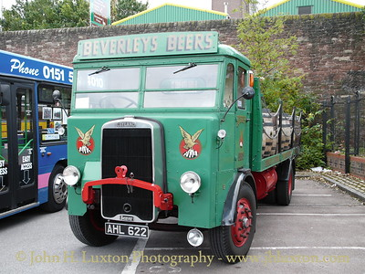 1946 Leyland Beaver - brewey drey.