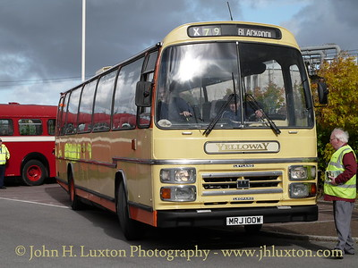 Yelloway Motor Services Leyland Leopard