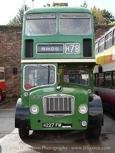 Crosville Motor Services Bristol Lodekka