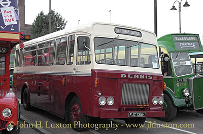 Wirral Bus and Tram Show 2014