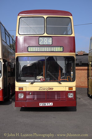 Wirral Bus and Tram Show 2015