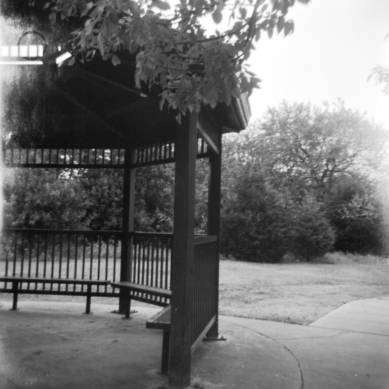 October 2009<br /> Fugi Neopan Acros developed in F76+