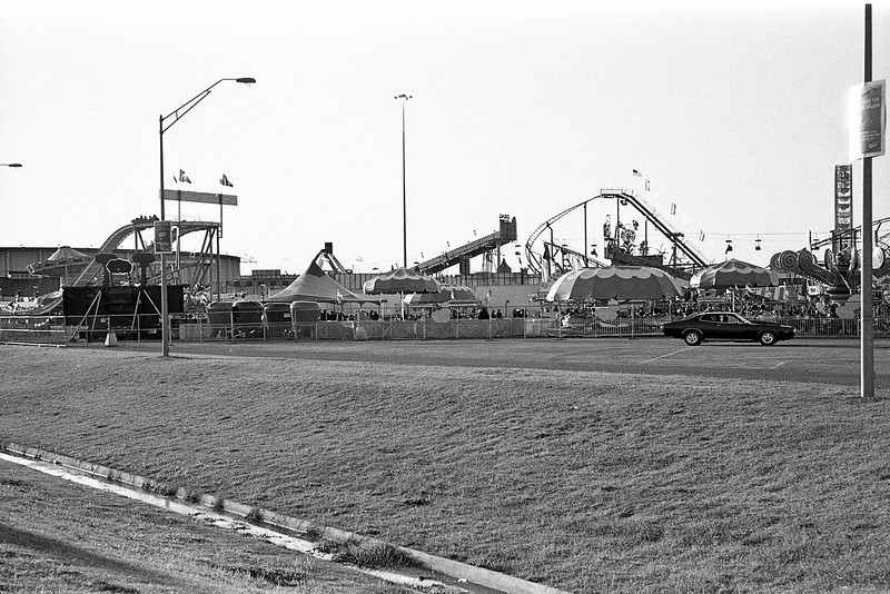 Took my Commie Kiev IIa rangefinder to the Oklahoma State Fair.  These pictures were taken with either a 50mm Jupiter-8 or 35mm Jupiter-12 lens.
