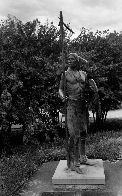 All of these pictures were taken on the University of Oklahoma campus, shot on Kodak T400CN.