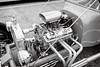 Classic Car 1923 Ford T Bucket engine 3088.01