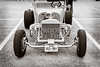 1923 Ford T Bucket Grill Classic Car 3084.01