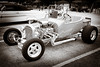 Wall Art 1923 Ford T Bucket Classic Car 3083.01
