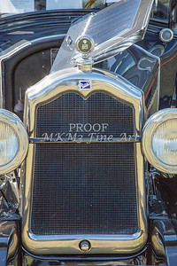 1924 Buick Duchess Grill Old Car 109
