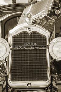 1924 Buick Duchess Antique Vintage Car110