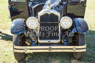 Vintage Car Frontend 1924 Buick Duchess111