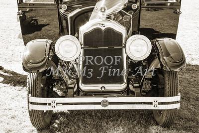 1924 Buick Duchess Vintage Classic Car112