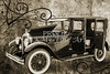 1924 Buick Duchess Old Car Metal Wall Art 105