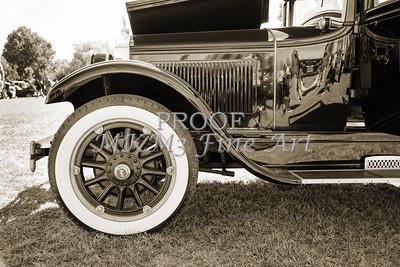 Front Fender Classic Car 1924 Buick Duchess 116