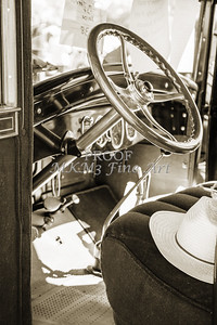 Metal Wall Art Vintage1924 Buick Duchess 114