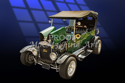 Wall Art 1924 Ford Model T Touring 5509.002