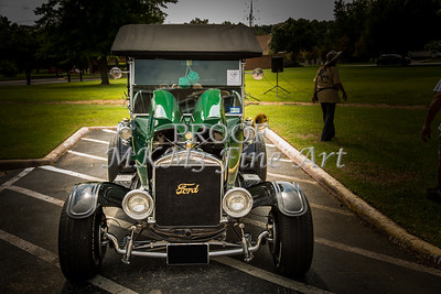 1924 Ford Model T Touring Frontend 5509.007