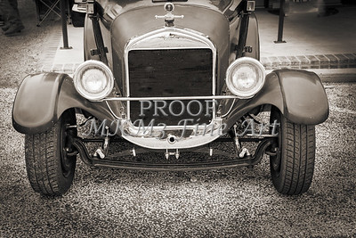 1927 Ford Coupe Classic Car Frontend 4039.02