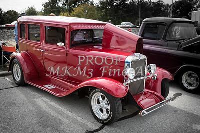 Wall Art 1929 Chevrolet Classic Car 3132.02