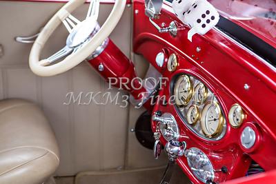 Inside 1929 Chevrolet Classic Car 3130.02
