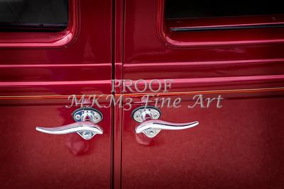Door Handles 1929 Chevrolet Classic Car 3129.02