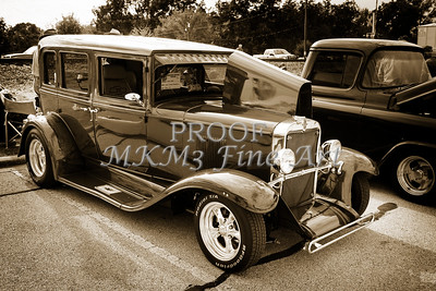 1929 Chevrolet Classic Car Wall Art 3132.01