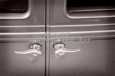 1929 Chevrolet Classic Car Door Handles 3129.01
