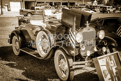 Vintage Car 1929 Ford Classic Car 3053.01