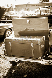 1929 Ford Classic Car Luggage Box 3056.01