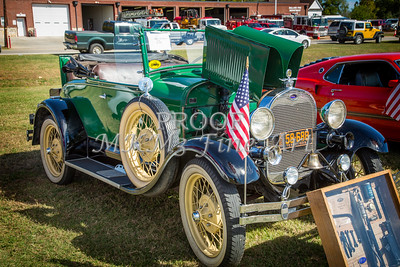 1929 Ford Classic Car Fine Art Photographs