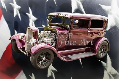1929 Ford Model A Cintage Car 5511.04