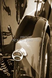 Taillight 1929 Ford Phaeton Classic Car 3510.01