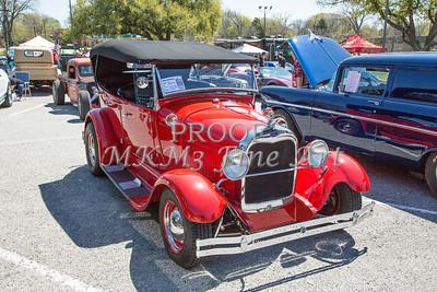 1929 Ford Phaeton Classic Car 3503.02