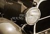 Headlight 1929 Ford Phaeton Classic Car 3507.01