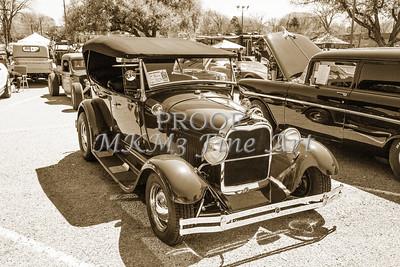 Classic 1929 Ford Phaeton 3503.01