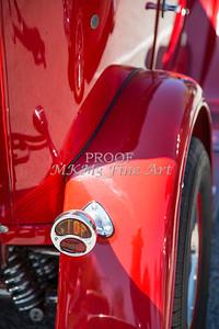 1929 Ford Phaeton Classic Car Tail Light 3510.02
