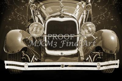 Frontend 1929 Ford Phaeton Classic Car 3512.01