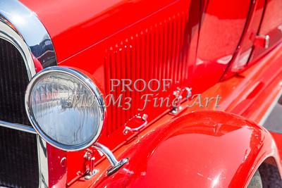 1929 Ford Phaeton Classic Car Headlight 3508.02