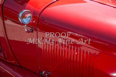 1929 Ford Phaeton Classic Car Side Mirror 3506.02