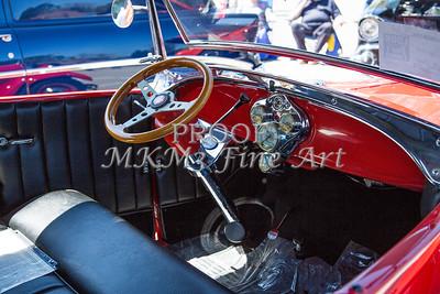 1929 Ford Phaeton Classic Car Interior 3509.02