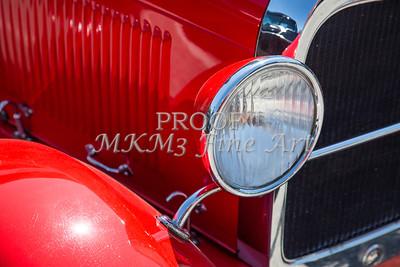 1929 Ford Phaeton Classic Car Headlight 3507.02