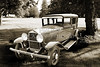 Vintage Classic Car1929 Willys Knight 4536.01