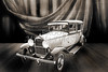 1929 Willys Knight Vintage Classic Car 4535.01